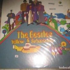 Discos de vinilo: THE BEATLES -YELLOW SUBMARINE.(APPLE RECORDS 1969 70S ) EDITADO VENEZUELA EXCELENTE CONDICION. Lote 194290558