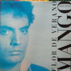 Discos de vinilo: MANGO –FLOR DE VERANO. Lote 194290928