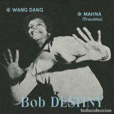 Discos de vinilo: BOB DESTINY  WANG DANG / MANHA PHARAWAY SOUNDS SPAIN 2020 ED LIMITADA RARO FUNK ARGELINO. Lote 194293596
