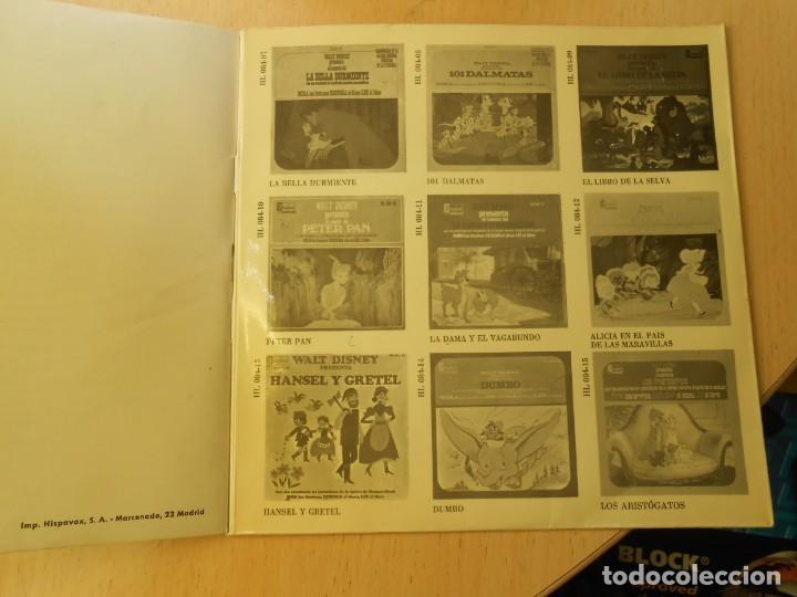 Discos de vinilo: WALT DISNEY - CAPERUCITA ROJA -, EP , CUENTO + 1, AÑO 1971 - Foto 10 - 194296873