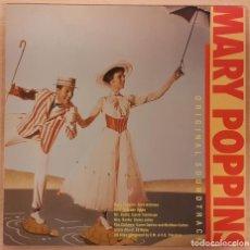 Discos de vinilo: MARY POPPINS JULIE ANDREWS, DICK VAN DYKE. Lote 194297015