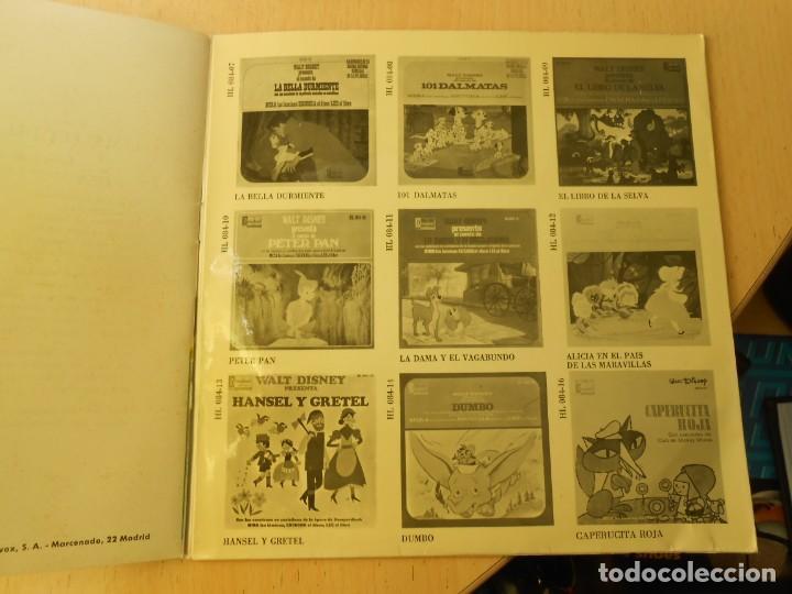 Discos de vinilo: WALT DISNEY - LOS ARISTOGATOS -, EP , CUENTO + 1, AÑO 1971 - Foto 10 - 194297543