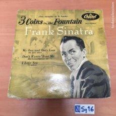 Discos de vinilo: FRANK SINATRA. Lote 194298241