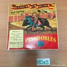 Discos de vinilo: PASODOBLES. Lote 194299168