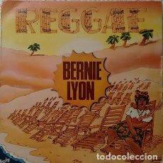 Discos de vinilo: BERNIE LYON – REGGAE - LP SPAIN 1980. Lote 194300340