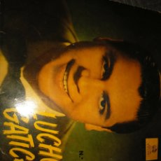 Discos de vinilo: LUCHO GATICA. Lote 194301022