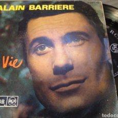 Discos de vinilo: ALAIN BARRIERE. Lote 194301453