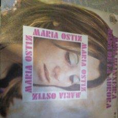 Discos de vinilo: MARÍA OSTIZ. Lote 194301535