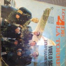 Discos de vinilo: LOS 4 DE LA TORRE. Lote 194301628