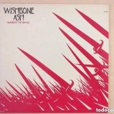 Discos de vinilo: WISHBONE ASH - NUMBER THE BRAVE (LP) 1981 EDICION INGLESA. Lote 194301755