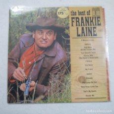 Discos de vinilo: FRANKIE LAINE - THE BEST OF FRANKIE LAINE - LP 1966 . Lote 194301901
