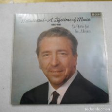 Discos de vinilo: MANTOVANI - A LIFETIME OF MUSIC (1905-1980) - 2 LP 1980 . Lote 194302177