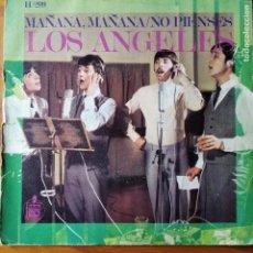 Discos de vinilo: LOS ANGELES - MAÑANA MAÑANA/ NO PIENSES. Lote 194302195