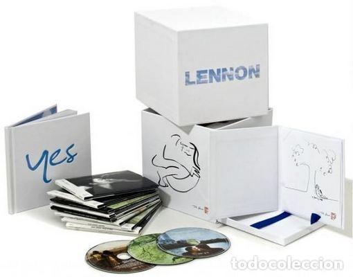 JOHN LENNON, BOX SET 'THE SIGNATURE' (Música - Discos de Vinilo - EPs - Rock & Roll)