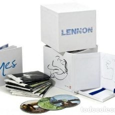 Discos de vinilo: JOHN LENNON, BOX SET 'THE SIGNATURE'. Lote 194302408