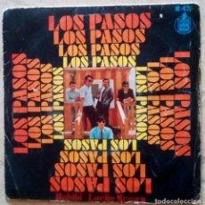 Discos de vinilo: LOS PASOS – HABIBI / LOELIA BROWN SPAIN 1969 . Lote 194303631