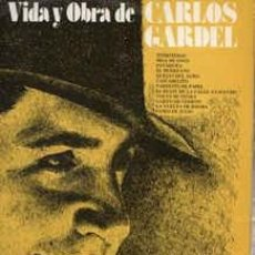 Discos de vinilo: CARLOS GARDEL,VIDA Y OBRA VOL 3 LP EMI 1976. Lote 194303641