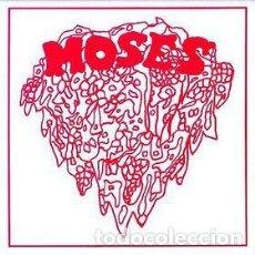 Discos de vinilo: MOSES – CHANGES -LP-. Lote 194303710