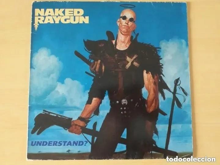 NAKED RAYGUN - UNDERSTAND ? (LP) 1989 (Música - Discos - LP Vinilo - Punk - Hard Core)