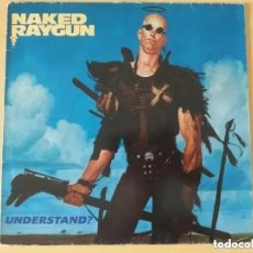 Discos de vinilo: NAKED RAYGUN - UNDERSTAND ? (LP) 1989. Lote 194304200