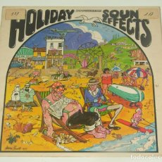Discos de vinilo: HOLIDAY SOUND EFFECTS - BBC RECORDS & TAPES. Lote 194304372