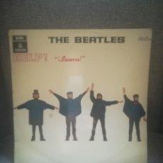 Discos de vinilo: THE BEATLES.HELP! ODEON MOCL 136 1 J060-04257. REEDICIÓN ESPAÑOLA 1969.. Lote 194305551