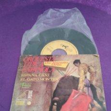 Discos de vinilo: SINGLE, ORQUESTA TÍPICA ESPAÑOLA .. Lote 194306438