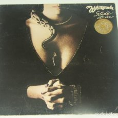 Discos de vinilo: WHITESNAKE - SLIDE IT IN - EMI-ODEON SPAIN 1984. Lote 194307238
