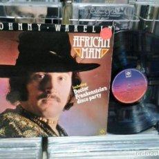 Discos de vinilo: LMV - JOHNNY WAKELIN. AFRICAN MAN. PYE RECORDS 1977, REF. P-3035. Lote 194309615