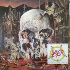 Discos de vinilo: DISCO VINILO SLAYER-SOUTH OF HEAVEN.. Lote 194311081