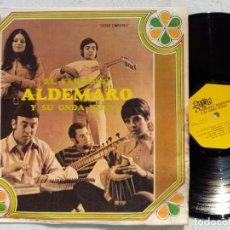 Discos de vinilo: EL FABULOSO ALDEMARO ROMERO Y SU ONDA NUEVA - LP VENEZUELA 1971 - ONDA NUEVA. Lote 194311521