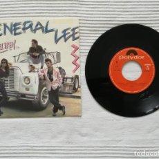 Discos de vinilo: SINGLE GENERAL LEE 1990. Lote 194315336