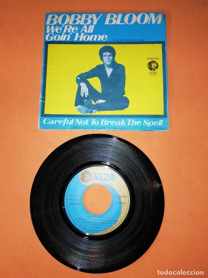 Discos de vinilo: BOBBY BLOOM . WE,RE ALL GOIN HOME. MGM 1971 - Foto 2 - 194316121