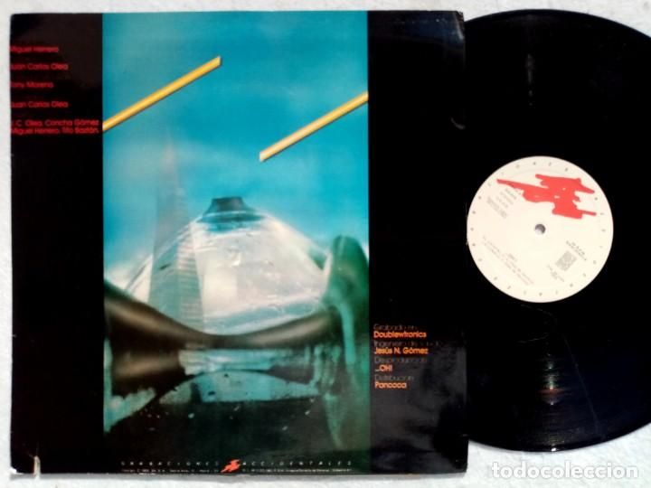 Discos de vinilo: ...OH! - cristal - MAXI 12 45 1983 - GASA - PABLO HERRERO - Foto 3 - 194316386