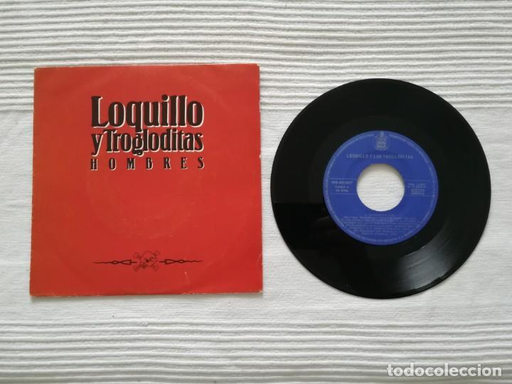 Discos de vinilo: LOQUILLO Y LOS TROGLODITAS LP doble + single - Foto 12 - 194318336