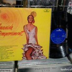 Discos de vinilo: LMV - SPANISH TEMPERAMENT. SESIÓN 1967, REF.DM-601. Lote 194320216