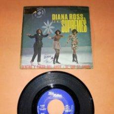 Discos de vinilo: DIANA ROSS. & THE SUPREMES. DENTRO Y FUERA DEL AMOR. TAMLA MOTOWN. 1968 . Lote 194320332