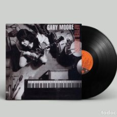 Discos de vinilo: GARY MOORE - AFTER HOURS - UK 1992. Lote 194320925