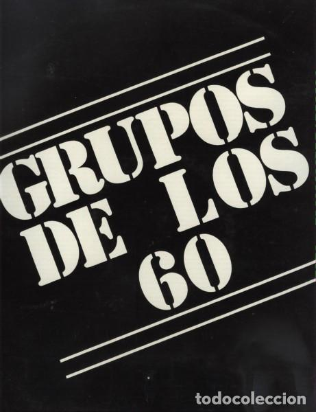 GRUPOS DE LOS 60 COMPILATION POP ROCK (Música - Discos - LP Vinilo - Grupos Españoles 50 y 60)