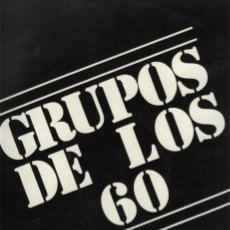 Discos de vinilo: GRUPOS DE LOS 60 COMPILATION POP ROCK . Lote 194321216