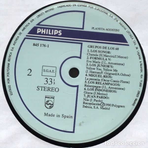 Discos de vinilo: Grupos De Los 60 Compilation Pop Rock - Foto 4 - 194321216
