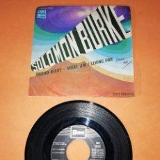 Discos de vinilo: SOLOMON BURKE. PROUD MARY. STATESIDE RECORDS. 1969. Lote 194321912