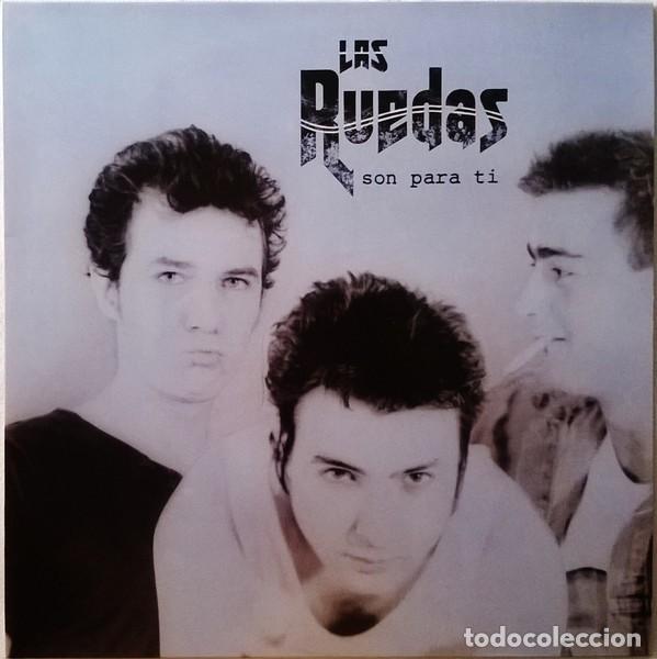 LAS RUEDAS – SON PARA TI - POP ROCK (Música - Discos - LP Vinilo - Grupos Españoles de los 70 y 80)
