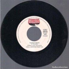 Discos de vinilo: TRANS FUSION – VIAJAR A TRAVES DE LOS SUEÑOS PROMO- MASTERDIX- 1991. Lote 194323325