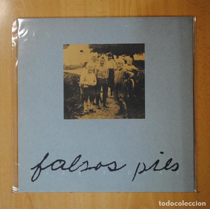 FALSOS PIES - DIAS Y DIAS - MINI LP (Música - Discos - LP Vinilo - Grupos Españoles de los 70 y 80)