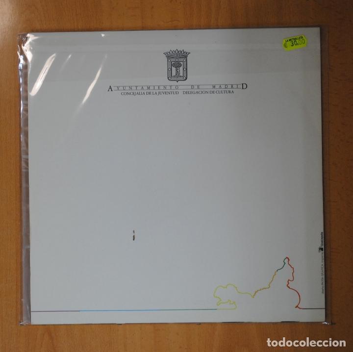 Discos de vinilo: CRANEO, INKILINOS DEL 5º, NUMEROS ROJOS - VI FESTIVAL ROCK VILLA DE MADRID - CONTIENE LIBRETO - LP - Foto 2 - 194328056