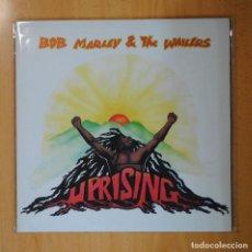 Discos de vinilo: BOB MARLEY & THE WAILERS - UPRISING - LP. Lote 194328140