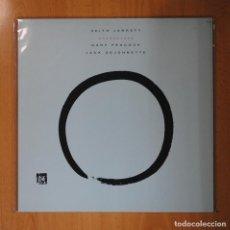 Discos de vinilo: KEITH JARRET, GARY PEACOCK & JACK DEJOHNETTE - CHANGELESS - LP. Lote 194328176