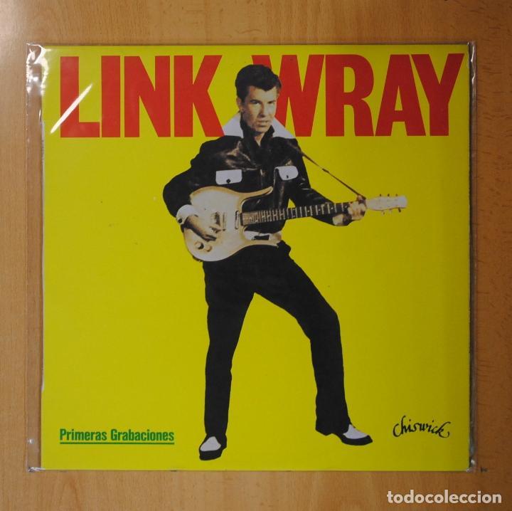 LINK WRAY - PRIMERAS GRABACIONES - LP (Música - Discos - LP Vinilo - Rock & Roll)