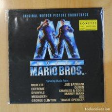 Discos de vinilo: MARIO BROS B.S.O. - VARIOS - LP. Lote 194328308